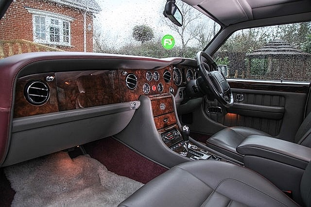 Lot 228 1998 Bentley Brooklands R Mulliner