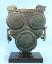 Samnite Bronze Triple Disk Cuirass