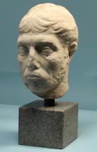 Roman Marble Portrait of a Man