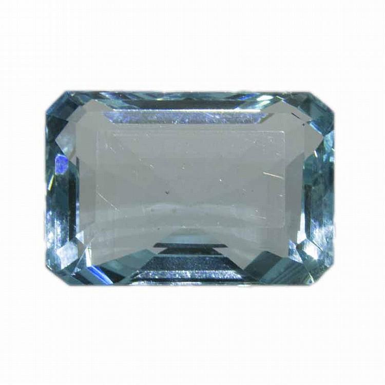 Aquamarine 8,18 ct | Aquamarin von 8,18 ct