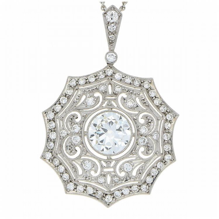 Necklace - Platinum | Anhänger aus Platin