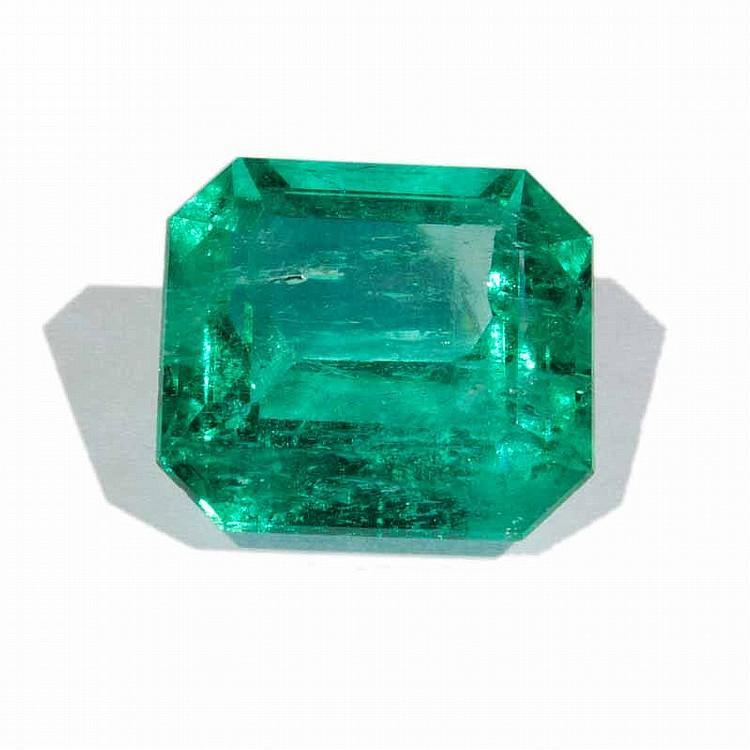 Emerald 11,2 ct | Smaragd von 11,2 ct