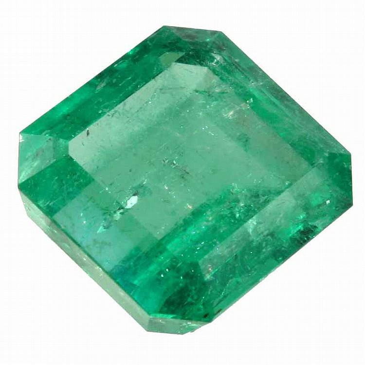 Emerald 15,4 ct   Smaragd von 15,4 ct