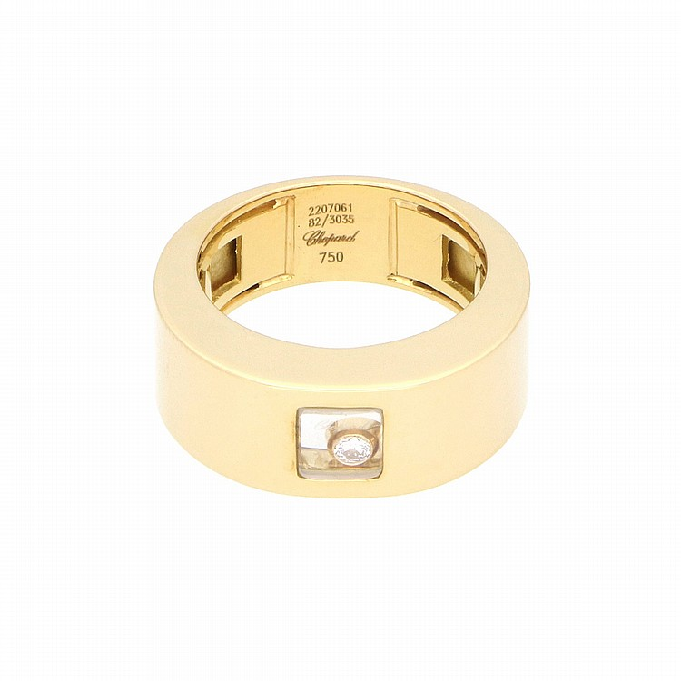 18K Yellow Gold Chopard