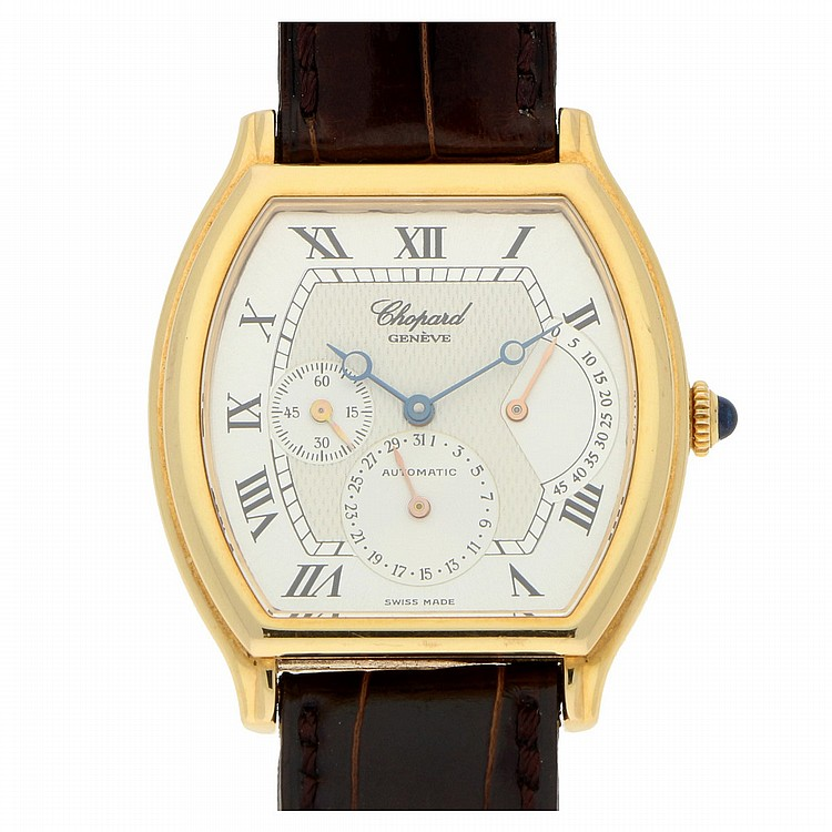 14K Yellow Gold Chopard Wristwatch | Armbanduhr