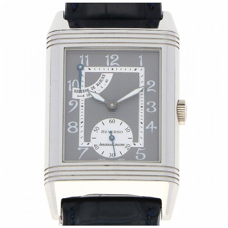 Jaeger le Coultre Reverso - Platinum Wristwatch | Jaeger le Coultre Reverso Platin