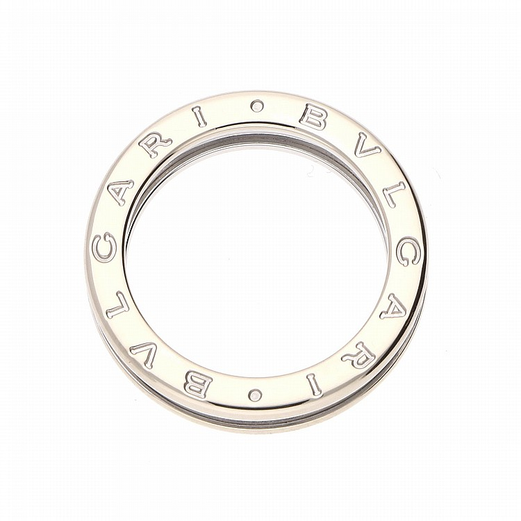 18K White Gold Bulgari Ring | Bulgari Ring in 750er Weißgold