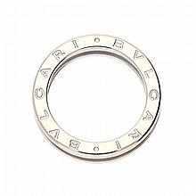 18K White Gold Bulgari Ring | Bulgari Ring in 750er Weißgold