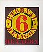 Robert Indiana Original Silkscreen