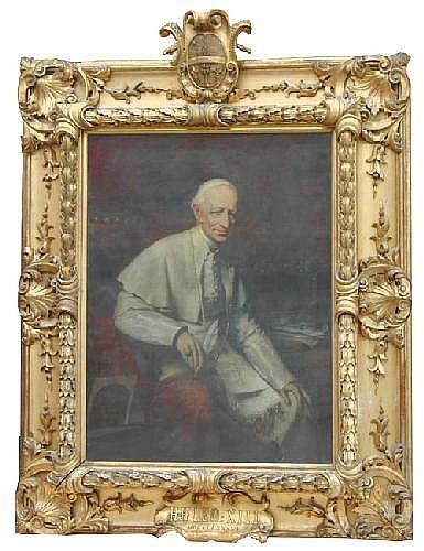 Henry Jones Thaddeus (Irish, 1860-1929), A