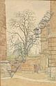 Bernard Cecil Gotch (1876-), A quadrangle in, Bernard Cecil Gotch, Click for value