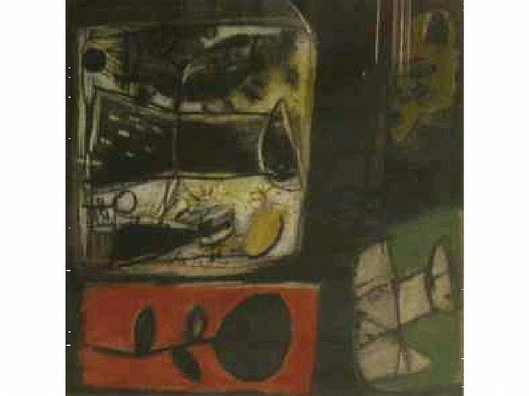 Gianfranco Asveri (Italian, b. 1948) Abstract