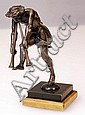 After Jean Bulio (1827-1911) a patinated bronze, Jean Bulio, Click for value