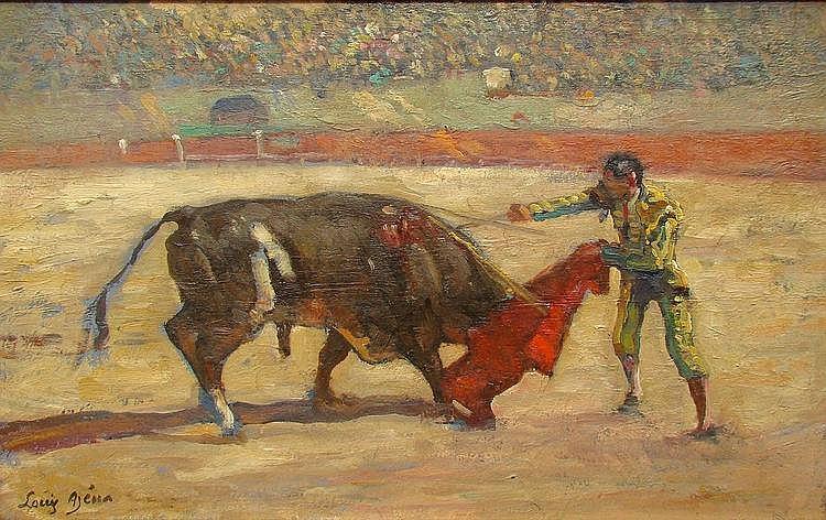 AZEMA Louis (1876-1963)-