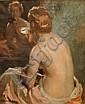 BOULET Cyprien Eugène (1877-1972)-