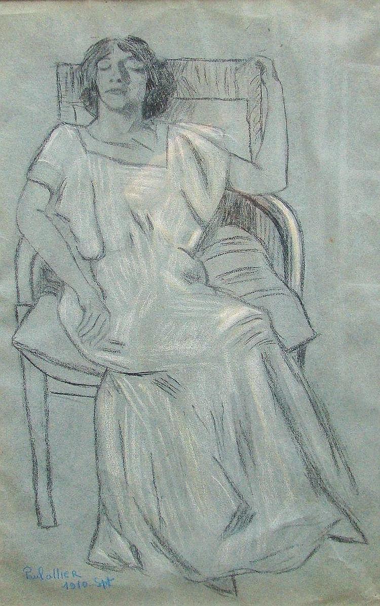 ALLIER Paul (1883-1967) -