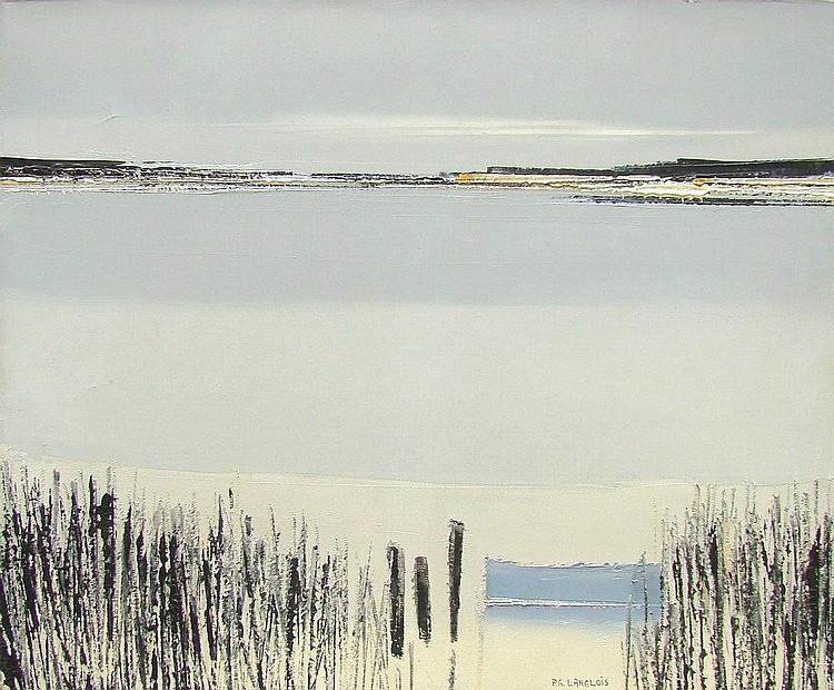 LANGLOIS Pierre-Gérard (1940-1994) -