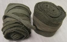 Original WWI AIF Puttees / Putty / AIF Wool Wraps, EC