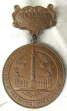Veteran UCV Medal, Richmond, 1907, EC
