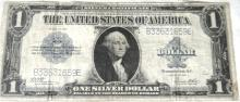 Paper Note 1923 $1 Large Silver Certificate Note