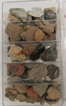 Fifty Plus Pieces of Field Found artifacts