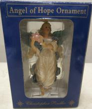 Christopher Radko Angel Of Hope Christmas Ornament Limited Edition Numbered, MIB