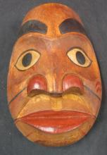 Northwest Coast Mask, 7