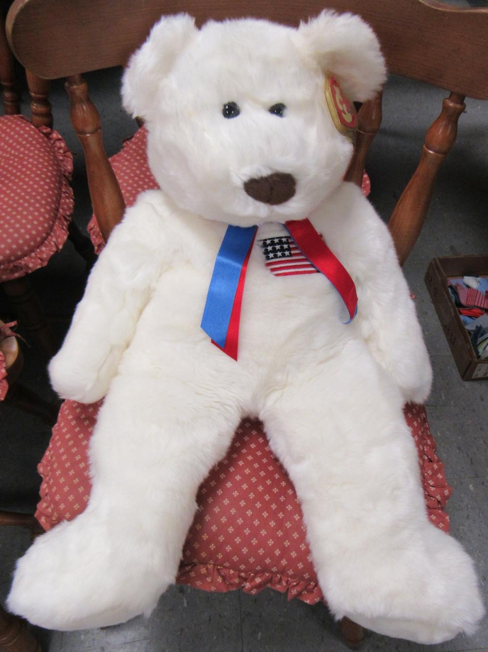 62c2ce87012 2000 TY Beanie Baby Bear 28