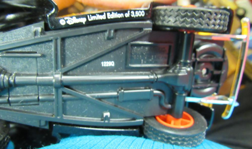 Limited Edition Ertl Collectables Die Cast Car