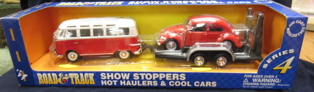 Pay Roadandtrack Com >> Road And Track Show Stoppers Die Cast Vw Van Beetle Volkswag