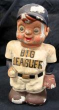 Big Leaguer Paper Mache Bank, 10