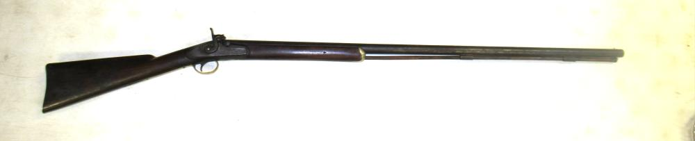 "RARE J. Henry 1868 US Government Indian Treaty Gun, Stock Marked US, 50 1/2"" Long"