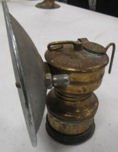 Carbide Miners Lamp safesport mfg, VGC