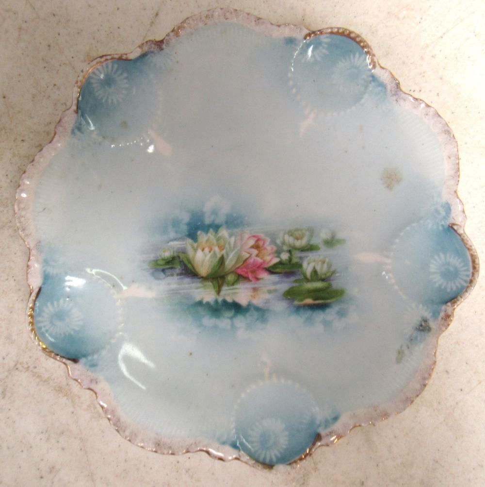 """6"""" Shallow Bowl, RS Prussia, EC"""