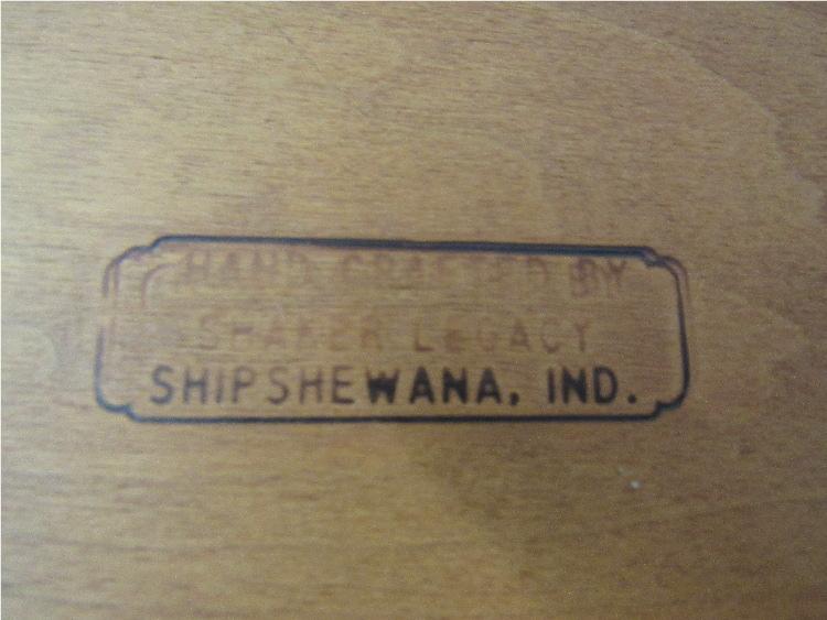 Shaker Legacy Shaker Box, 8 1/2