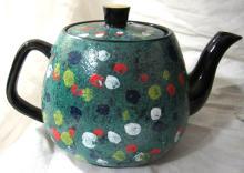 Arthur Wood #4957 Tea Pot, EC