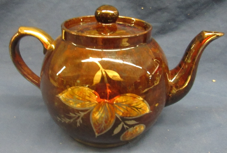 Old Vintage Arthur Wood Teapot, 6