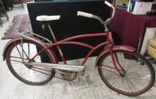 Vintage Evans Colson Interceptor 100 Male Bike with Back Rack, EC, All Responsibility for Shipping will be the Successful Bidder. You must arrange for pickup directly or by a shipper within 7 days after sale