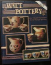 Watt Pottery Identification Value Guide Dave Sue Morris Hardback Color Photos, Near Mint Condition