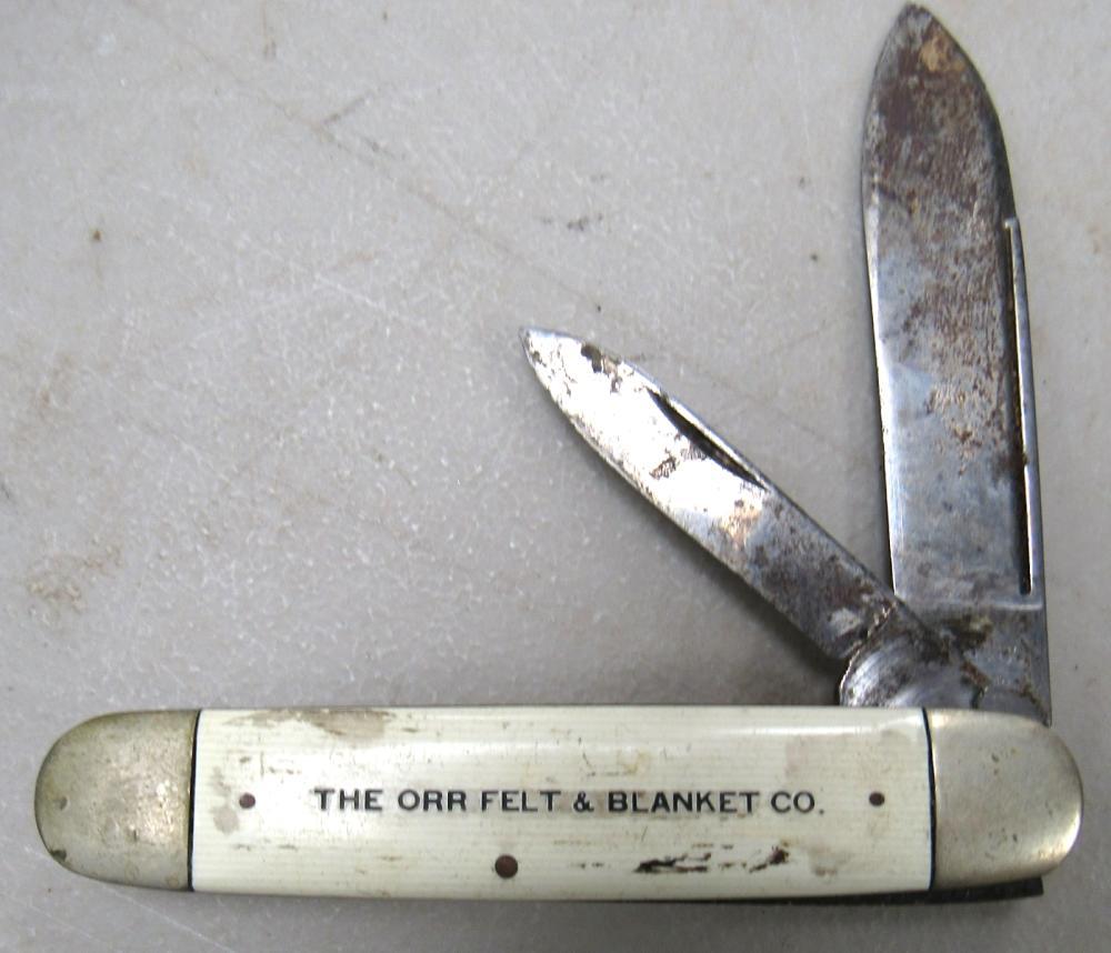 Old camillus knives