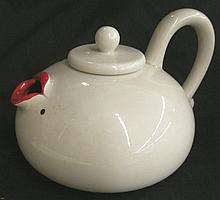 Marilyn Monroe Tea Pot Vintage Fitz & Floyd, 6