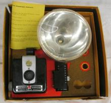 Brownie Hawkeye Camera in Box, EC
