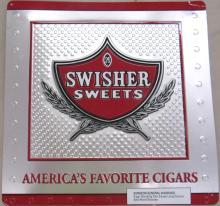 Swisher Sweets americas Favorite Cigars Metal Sign  15