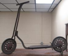RARE Early 1900's Childs Push Scooter,All Responsibility for Shipping will be the Successful Bidder. You must arrange for pickup directly or by a shipper within 7 days after sale.