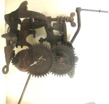 McCormick Deering Hand Cracked Sickle Grinder Farm Tool,  All Responsibility for Shipping will be the Successful Bidder. You must arrange for pickup directly or by a shipper within 7 days after sale