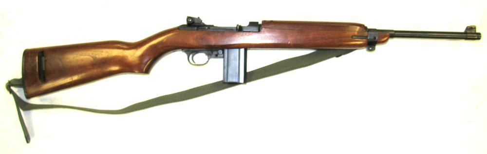 universal m1 carbine semi automatic rifle 30 carbine cal