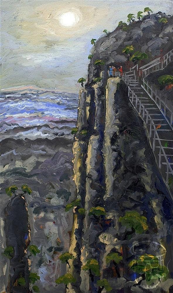 Michael Nock (Australian, b. 1956)