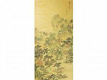 Wang Su April Landscape