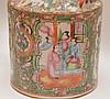 2 Rose Medallion teapots, 6