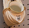 Royal Worcester wall pocket, 9